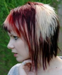 30 Best Crazy Images Hair Colors Haircolor Colourful Hair