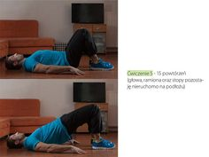 Ćwiczenia na kręgosłup. 6 prostych ćwiczeń