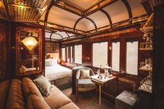 Belmond Venice Simplon-Orient-Express journeys to Venice, Istanbul, Berlin, Prague, Budapest or Vienna. Experience the elegant luxury of this legendary train. Venice Simplon Orient Express, Cabinet D Architecture, Uk Holidays, By Train, Train Car, Train Rides, Train Trip, Train Travel, Architectural Digest