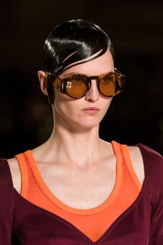 58826476aa57 The Best Eyewear of Spring 2017 Fashion Shows – The Impression Givenchy