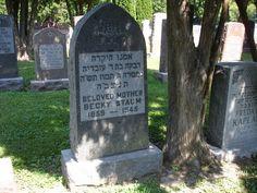 Becky_Oxman_Staum_headstone_St_Paul_MN | by reel3d1