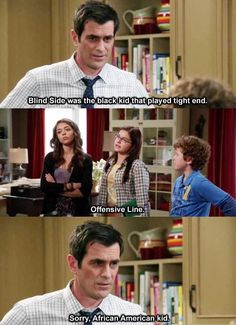 Any Modern Family fans out there has to appreciate all that Phil Dunphy has to offer. He is the best.