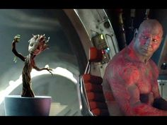 Guardians of the Galaxy Clip - Dancing Baby Groot!