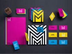 Mario Mlakar Visual Identity
