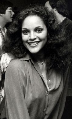 Another unforgettable 70s beauty, Jayne Kennedy.