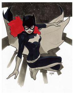 Batgirl - Mahmud Asrar