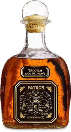 AÑEJO 7 AÑOS Our rarest tequila yet, aged seven years to perfection. Tequila Rose, Best Tequila, Flavored Tequila, Tequila Sunrise, Tequila Bottles, Alcohol Bottles, Liquor Bottles, Cigars And Whiskey, Scotch Whiskey
