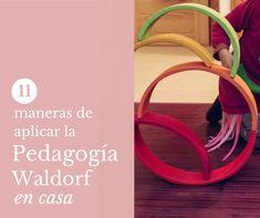 11 consejos pedagogia waldorf en casa