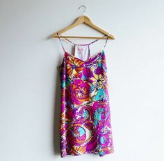Lilly Loves Nordstrom (and the Dusk Slip Dress in Sea and Be Seen!)