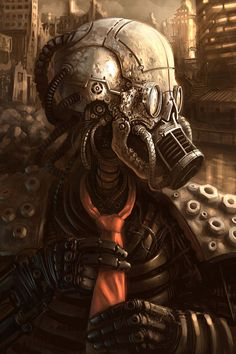 Gil-o-topia: Beyond Cylons and Warp Drive: Phenomenal Sci-Fi Concept Art