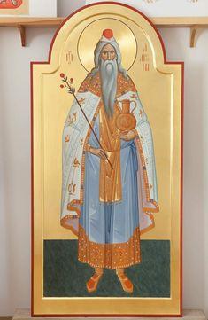 Byzantine Art, Byzantine Icons, Old Testament, Orthodox Icons, Art And Architecture, Fresco, Saints, Religion, Aurora Sleeping Beauty