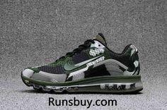 New Coming Nike Air Max 2017 8+ KPU Men Shoes Camo Green http://feedproxy.google.com/fashiongoshoes4