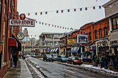Greektown from @DownWithDetroit
