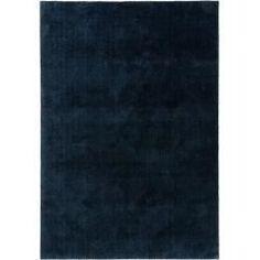 light wood floors benuta Essentials Waschbarer Hochflor Shaggyteppich Lahty Dunkelblau cm - Langflor Teppich f