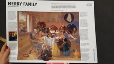 The Merry Family, Jan Havicksz Steen, Annotation The Cure, Composition, Merry, Painting, Art, Art Background, Painting Art, Kunst, Paintings