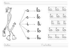 """""""Leer, escribir y jugar todo es aprender"""": Actividades de aprendizajes"""