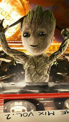 《Guardians of the Galaxy Vol 2 / Baby Groot》