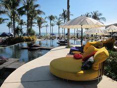 W Resort & Spa Seminyak, Bali - 2012