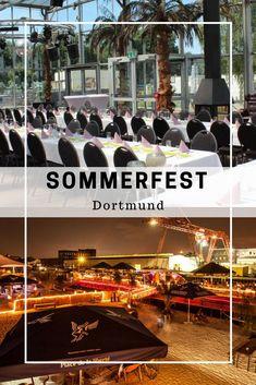 Top 20 Locations für Sommerfeste in Dortmund