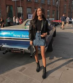 Find images and videos about girl, fashion and style on We Heart It - the app to get lost in what you love. Mode Outfits, Trendy Outfits, Summer Outfits, Fashion Outfits, Womens Fashion, Fashion Trends, Fashion Killa, Look Fashion, Autumn Fashion