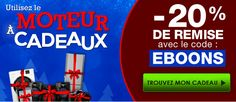 Code exclusif Eboons : 20% de remise sur Webdistrib, pour un minimum d'achat de 100€ sur une sélection de produits High Tech.