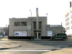 Old Greyhound bus station, Binghamton NY