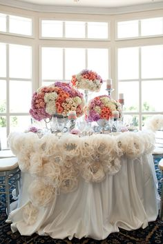 Latest Ideas of Wedding reception Table Decoration Party Decoration, Wedding Table Decorations, Flower Decorations, Wedding Centerpieces, Wedding Tables, Colorful Centerpieces, Bridal Table, Reception Table, Wedding Receptions