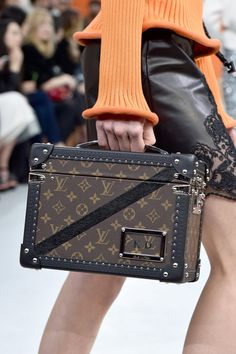 Pin for Later: 17 Things You Probably Never Knew About Louis Vuitton The Start Louis Vuitton Malletier began his career as a trunk maker at age 16.