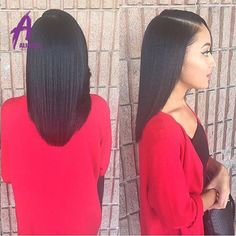 7A Brazilian Virgin Hair Straight 4 Bundles Unprocessed Human Hair Brazilian Hair Weave Bundles Virgin Brazilian Straight Hair ** Be sure to check out this awesome product.