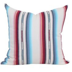 Add some southwestern boho vibe to your space with this pillow. Santa Cruz, Sunrise