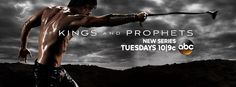 ABC Cancels Biblical Drama 'Of Kings And Prophets' After 2 Episodes - http://www.movienewsguide.com/abc-cancels-biblical-drama-kings-prophets-2-episodes/179974