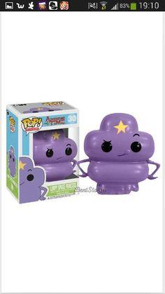 Adventure time- lumpy space princess pop doll