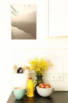 Der Mai auf SoLebIch | SoLebIch.de #interior #summer #realhomes #decor #yellow
