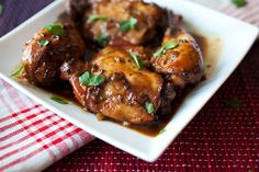 Slow Cooker Chicken Adobo - The Crepes of Wrath