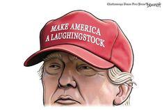 Political Cartoons of the Week: Make America a Laughingstock