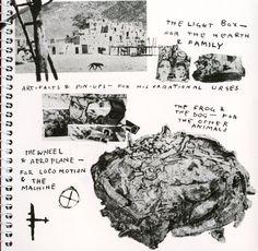 This Is Tomorrow, 1956, Whitechapel Art Gallery, Group 6 (Allison and Peter Smithson, Nigel Henderson, Eduardo Paolozzi)