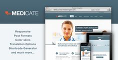 Review Medicate - Responsive Medical and Health Themeso please read the important details before your purchasing anyway here is the best buy