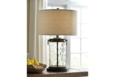 Tailynn Table Lamp by Ashley HomeStore, Bronze Finish