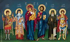 Box Icon, Orthodox Christianity, Blessed Virgin Mary, Holy Family, Orthodox Icons, Kirchen, Religious Art, Jesus Christ, Catholic