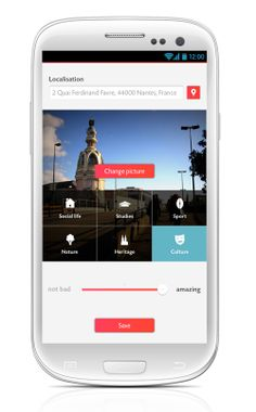 Mobile UI Design: 60 Outstanding Examples for Inspiration-58