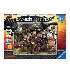 Ravensburger Puzzle Dragons Treue Freunde 300 Teile