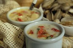 """Local clams star in the Bay State's riff on this creamy stick-to-your-ribs soup.    <em>Other Faves</em>: <a href=""""http://parade.com/498828/parade/what-america-eats-fried-clams-at-marthas-vineyard/"""" target=""""_blank"""">fried clams</a>, fluffernutter sandwiches (peanut butter and Marshmallow Fluff on white bread), lobster mac and cheese, cider donuts, ice cream """"fraps"""" (milkshakes)"""