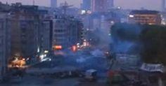 Turchia: polizia entra in Gezi Park, distrutte tende, feriti e arresti