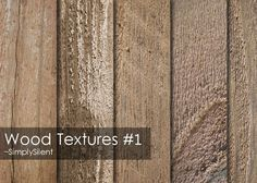 Presenting below is a list of 30+ Awesome Free Wood Textures. We have been uploading different contents related to textures and here we are again with an interesting post related to textures. There is a plethora of textures available on the web, but to skim through all these to get the best wooden design could be quiet a task and so we have done this for you and compiled them in today's post.