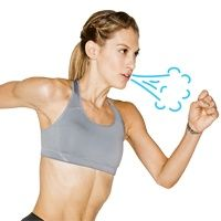 Running On Air: Breathing Technique | Runners World.  im a distance runner and this technique is actually great. the first day i tried it i was able to run almost twice the distance i run everyday. =D