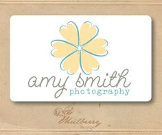 Customized Premade Logo Design Will Not Be by MulberryDesign22, $30.00