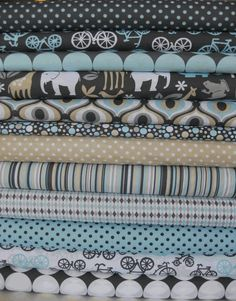 This site is great. Orderinf some to do the carseat. I think I have a favorite children's fabric designer.  Love this.
