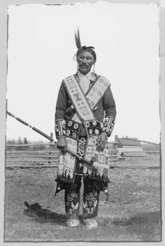 Ojibwa man - no date