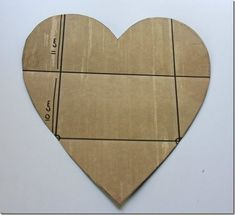 How to Fold a Cute DIY Envelope from Heart Shaped Paper   iCreativeIdeas.com Like Us on Facebook ==> https://www.facebook.com/icreativeideas