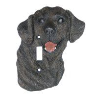If you are really trying to complete that Labrador look in your home you can always install this Labrador switch plate. Light Switch Plates, Light Switch Covers, Lowes Home Improvements, Decoration, Dogs, Labradors, Outlets, Tigers, Bears